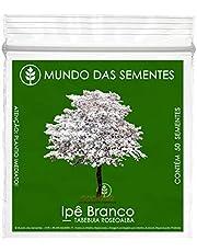 50 Sementes de Ipê Branco - Tabebuia roseoalba