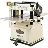 """Shop Fox W1754W 20"""" Planer with Built in Mobile Base"""