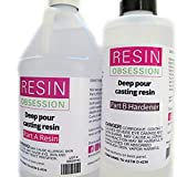 Resin Obsession Deep pour clear epoxy resin for