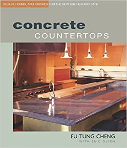 Concrete Countertops Design Forms and Finishes for the New