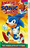 The Adventures of Sonic the Hedgehog [VHS]