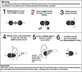 Flare Audio® - Sleeep® Pro Sleeping Earplugs