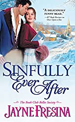 Sinfully Ever After (Book Club Belles Society 2)