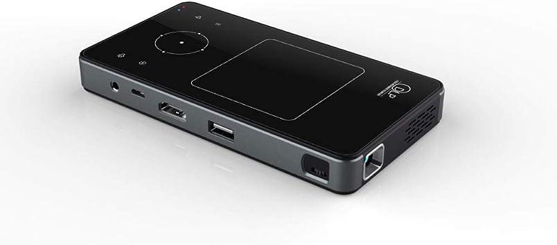 SELCNG HD proyector Tutor teléfono móvil proyector: Amazon.es ...
