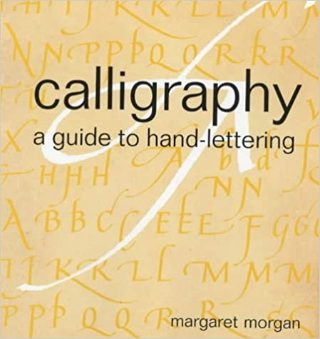 Book Calligraphy - A Guide to Hand-Lettering (Handmade)