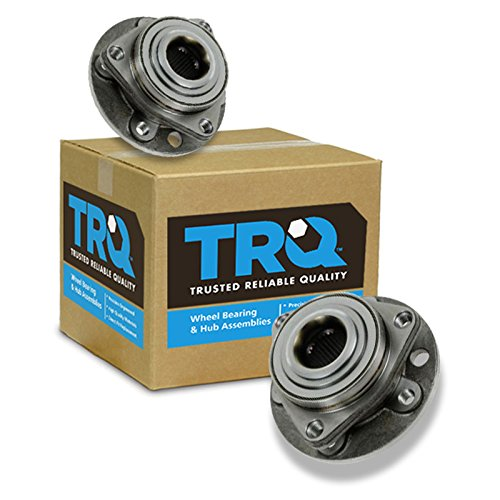 Used, Wheel Hub & Bearing Front Left LH & Right RH Pair Set for sale  Delivered anywhere in USA