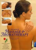 Book of Massage and Aromatherapy, Nitya Lacroix and Random House Value Publishing Staff, 0517102560
