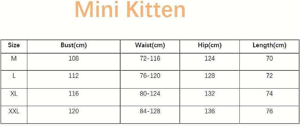 Mini kitten Camicia con Polsino e Pantaloni Tinta Unita con Risvolto. Set Pigiama Lunghi Caldi per linverno Pigiama da Uomo con Felpa in Cotone
