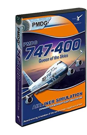 PMDG 747 Add-On for FS 2004 (PC CD): Amazon co uk: PC & Video Games