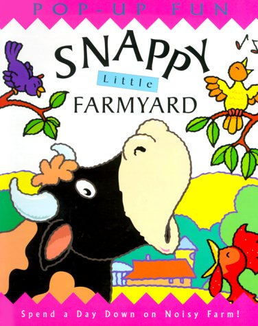 Snappy Little Farmyard (Snappy Pop-Ups) by Millbrook Press (Image #1)