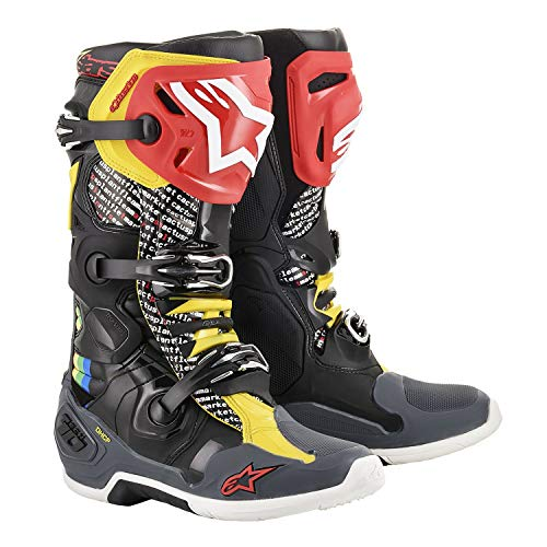 Alpinestars 2019 Tech-10 Boots - Cactus LE (9) (ONE Color)