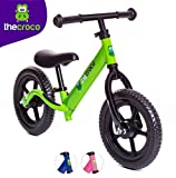 TheCroco Premium & Ultra-Light Balance Bike: Only 4 lbs and Unrivaled Features