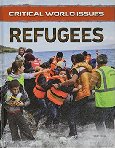 Critical World Issues: Refugees Cover Art