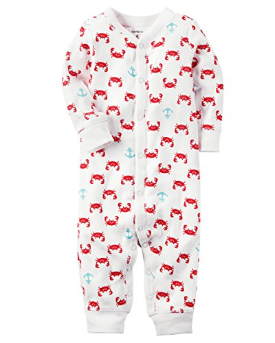 Carters Baby Cotton Footless Sleep