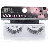 Ardell Invisiband Lashes Wispies Black, 1-Count