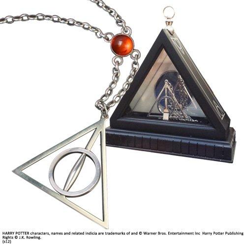 Noble Collection NN7007 - Harry Potter Collana dei Doni della Morte