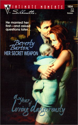 book cover of Her Secret Weapon