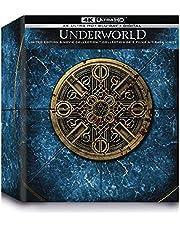 Underworld (2003) / Underworld Awakening / Underworld Evolution / Underworld: Blood Wars / Underworld: Rise of the Lycans - Set [Blu-ray] (Bilingual)
