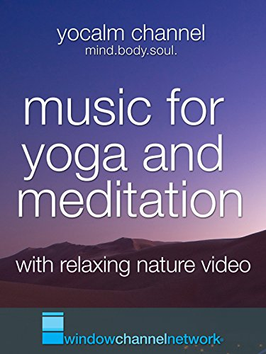 Music For Yoga and Meditation with Relaxing Nature Video
