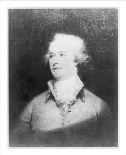 Historic Print (L): [Alexander Hamilton, bust portrait, facing left]