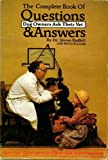 Questions Dog Owners Ask Vets, Steven Radbill and Morris Kennedy, 0894710818