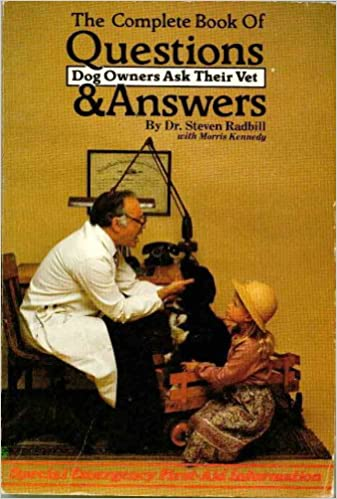 Book Complete Book of Questions Dog Owners Ask Their Vet