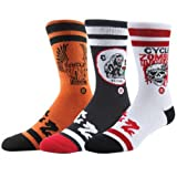 Stance Unisex Cycle Zombies Socks,Multicoloured,L/XL