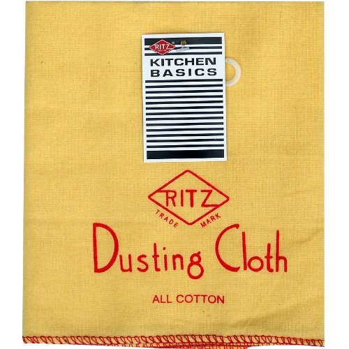 Flannel Dust Cloth - DUST CLOTH FLANNEL by RITZ MfrPartNo 90200