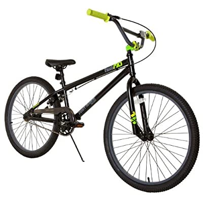 "Dynacraft Tony Hawk Park Series 720 Boys BMX Freestyle Bike 24"""", Matte Black: Sports & Outdoors"