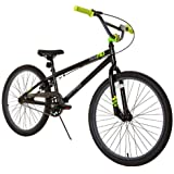 Tony Hawk Boy's 720 Bike, Matte Black, 24-Inch