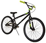 TONY HAWK Dynacraft Park Series 720 Boys BMX Freestyle Bike 24'', Matte Black