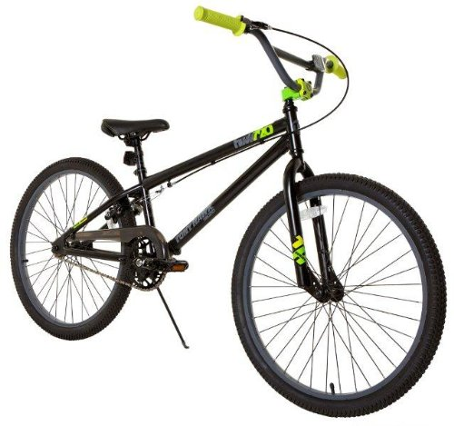 "TONY HAWK Dynacraft Park Series 720 Boys BMX Freestyle Bike 24"""", Matte Black"