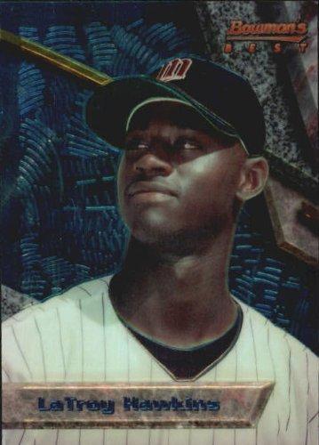 1994 Bowman's Best Baseball Rookie Card #B65 LaTroy Hawkins Mint