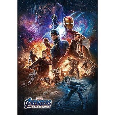1000Piece Jigsaw Puzzle Marvel Avengers Endgame: Toys & Games