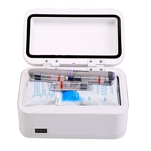 Insulina Refrigerador, Versión Mejorada Refrigerador PortáTil De ...