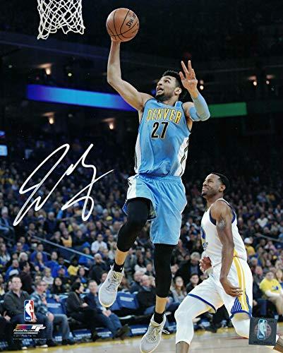 Jamal Murray Autographed/Signed Denver Nuggets 8x10 Photo ()