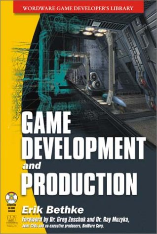 Game Development and Production (Wordware Game Developers Library)