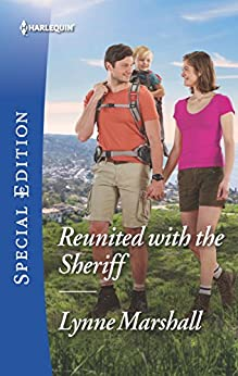 Reunited with the Sheriff (The Delaneys of Sandpiper Beach) by [Marshall, Lynne]