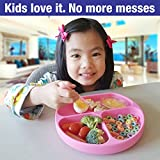 Baby,Silicone Placemats Kids Stick, Non