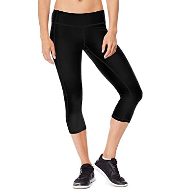 5f13a9b43a907 Hanes Sport Women's Performance Capri Leggings at Amazon Women's Clothing  store: