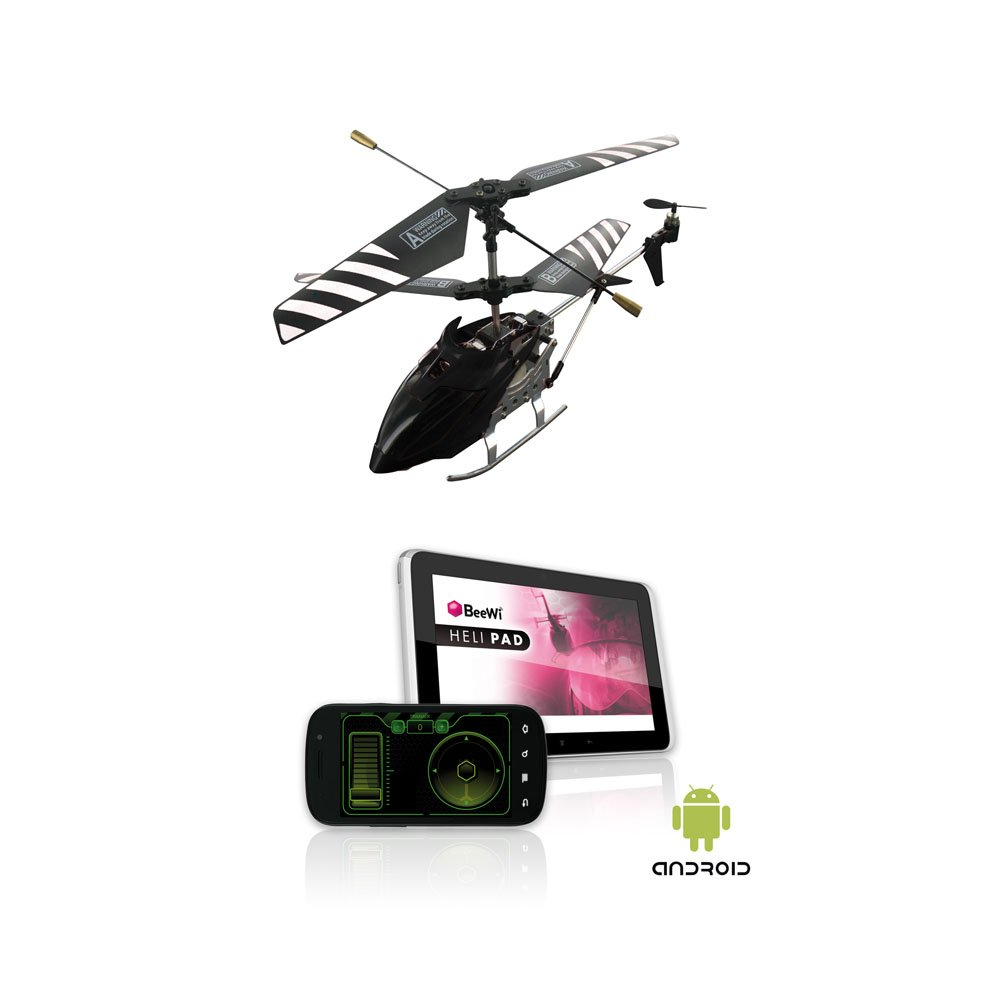 Beewi storm bee bluetooth controlled helicopter for: amazon. Co. Uk.