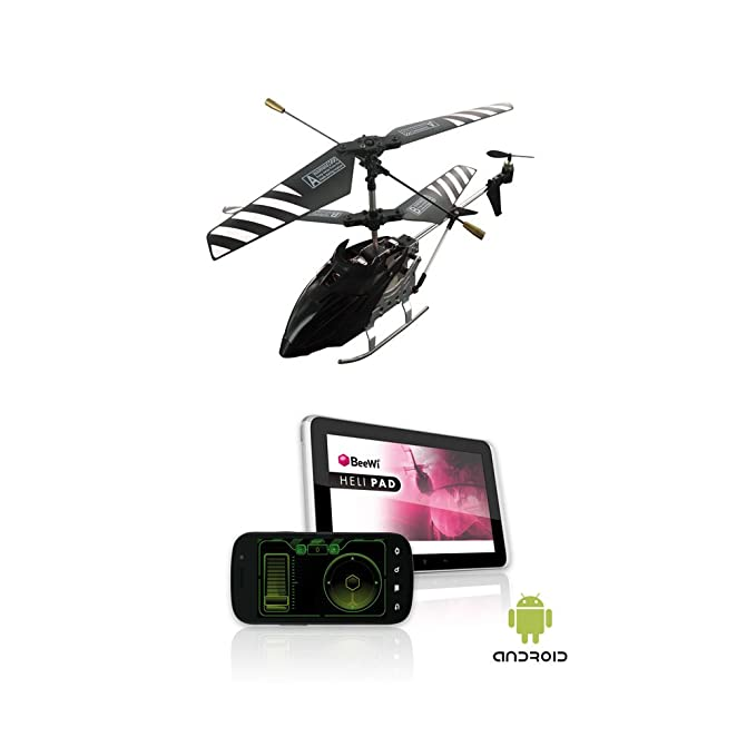 New beewi storm bee bluetooth phone drone rc mini helicopter.