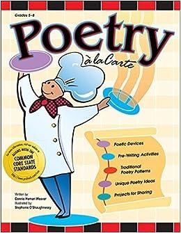 Poetry a La Carte by Homan Weaver, Connie (2005)