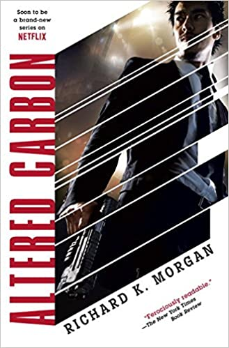 Richard K. Morgan - Altered Carbon Audiobook