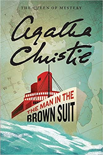 Amazon.com: The Man in the Brown Suit (9780062074379): Agatha