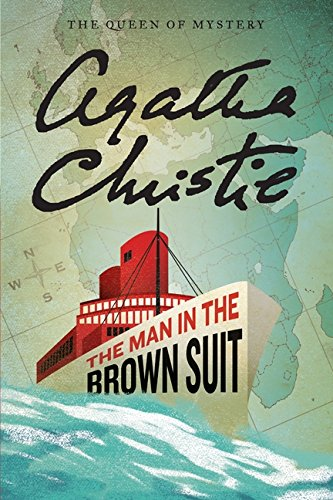 Man Brown Suit Agatha Christie product image