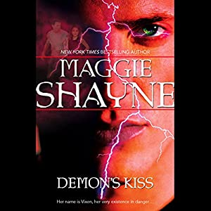 Demon's Kiss Audiobook
