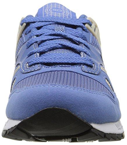 Saucony, Gli Uomini Della Scarpa Da Tennis Blu Blu