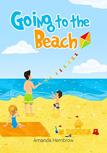 Amazon.com: Going To The Beach: Book For Kids: Going To