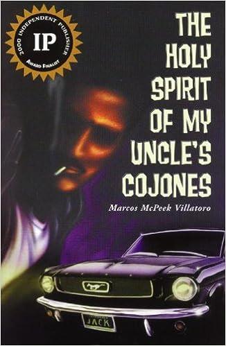 The Holy Spirit of My Uncles: Cojones: Marcos McPeek ...
